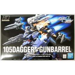 GUNDAM - HG 1/144 105Dagger + Gunbarrel - Model Kit 185220  High Grade (HG)