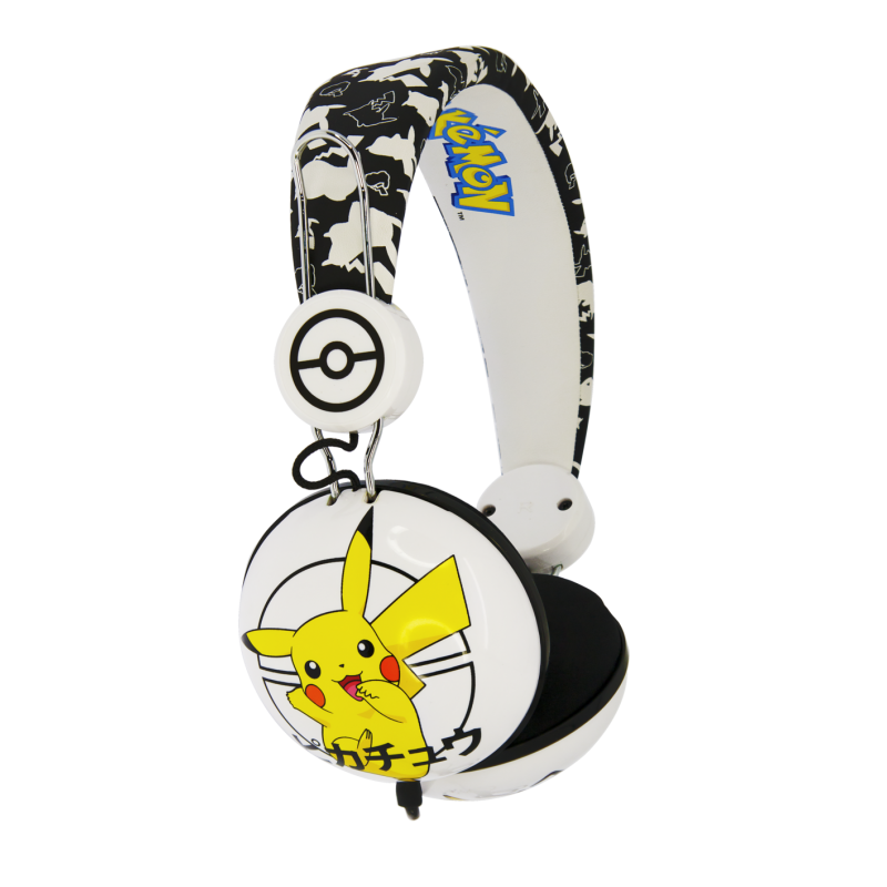 NINTENDO - HeadPhones OTL Kids 85db - Pokemon Japanese 171118  Muziek Headsets - Oortjes