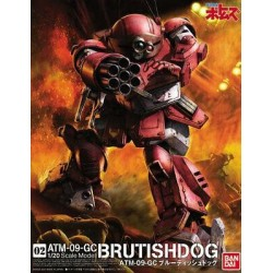 VOTOMS - 1/20 ATM-09-GC Brutish Dog - Model Kit 185246  Modelbouw
