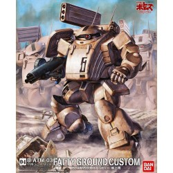 VOTOMS - 1/20 B-ATM-03 Fatty Ground Type Pailsen Ver. - Model Kit 185247  Modelbouw