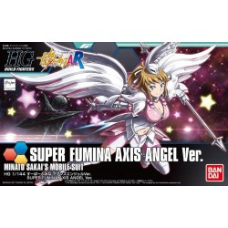 BUILD FIGHTERS - HG 1/144 Super Fumina Axis Angel Ver. - Model Kit 185273  Modelbouw