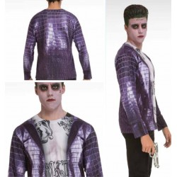 T-Shirt COSPLAY Theme SUICIDE SQUAD - Joker (M) 166783  T-Shirts