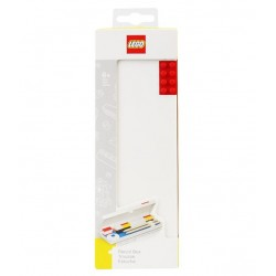 LEGO - Pencil Box 'Red' 171091  Penselen - Tekengerij