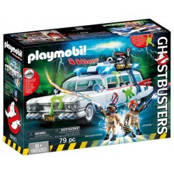GHOSTBUSTERS - Ecto-1...