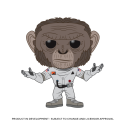 SPACE FORCE - Funko Pop N° xxx - Marcus the Chimstronaut