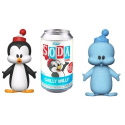 CHILLY WILLY - Vinyl SODA - Chilly Willy w/ Chase 185683  Figurines