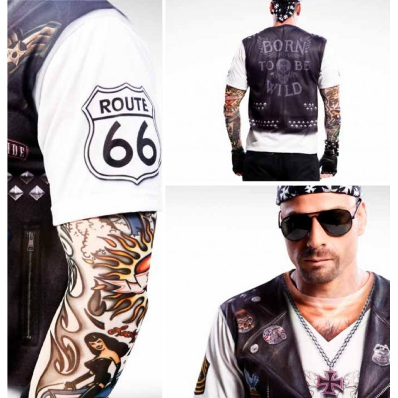 T-Shirt COSPLAY Theme SONS OF ANARCHY - Hell Boy (S) 166748  T-Shirts