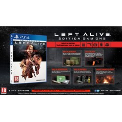 Left Alive Day-One edition 171088  Playstation 4
