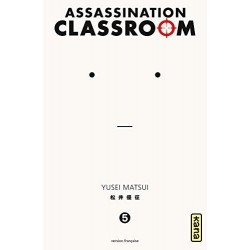 ASSASSINATION CLASSROOM - Tome 5 185849  Mangaboeken