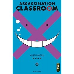 ASSASSINATION CLASSROOM - Tome 6 185850  Mangaboeken