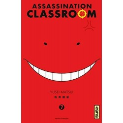 ASSASSINATION CLASSROOM - Tome 7 185851  Mangaboeken