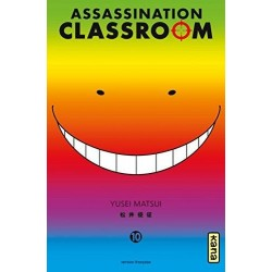 ASSASSINATION CLASSROOM - Tome 10 185854  Mangaboeken