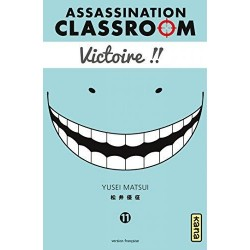 ASSASSINATION CLASSROOM - Tome 11 185855  Mangaboeken