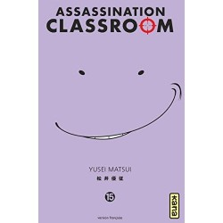ASSASSINATION CLASSROOM - Tome 15 185859  Mangaboeken