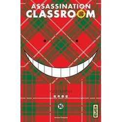 ASSASSINATION CLASSROOM - Tome 16 185860  Mangaboeken