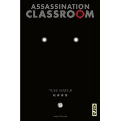 ASSASSINATION CLASSROOM - Tome 19 185863  Mangaboeken