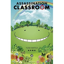 ASSASSINATION CLASSROOM - Tome 20 185864  Mangaboeken