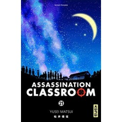 ASSASSINATION CLASSROOM - Tome 21 185865  Mangaboeken