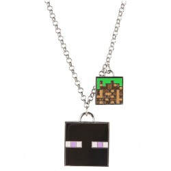 MINECRAFT - Enchanted Enderman Necklace 166720  Halskettingen