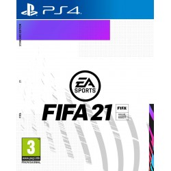 FIFA 21 - Playstation 4 186019  Playstation 4