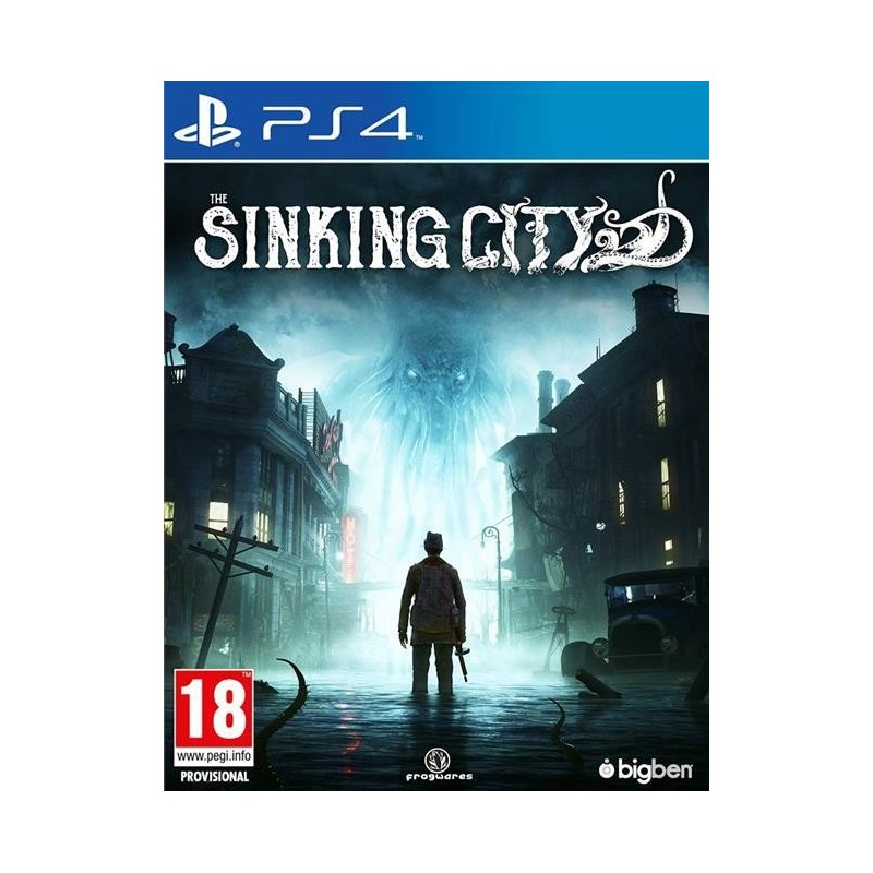 The Sinking City 171085  Playstation 4