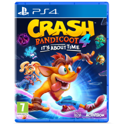 Crash Bandicoot 4 - It's...