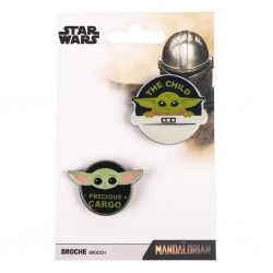 STAR WARS - The Child - Brooches 186027  Pin & Spelden