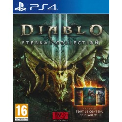 Diablo 3 Eternal Collection - Playstation 4 166701  Playstation 4
