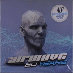 Airwave - 4 LP Vinyl Collectors Box