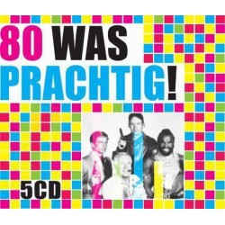 80 Was Prachtig (CD)