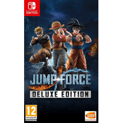 Jump Force Deluxe Edition -...