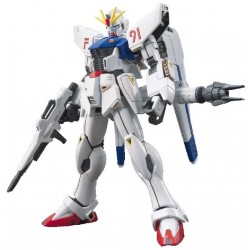 GUNDAM - Model Kit - MG 1/100 - Gundam F91 - 18CM