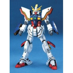 GUNDAM - Model Kit - MG 1/100 - Shining Gundam - 18CM