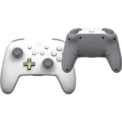 POWER A - Wireless Enhanced Controller White for Switch