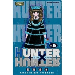 HUNTER x HUNTER - Tome 15 186243  Hunter x Hunter