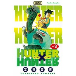 HUNTER x HUNTER - Tome 16 186244  Hunter x Hunter