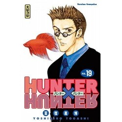 HUNTER x HUNTER - Tome 19 186247  Hunter x Hunter
