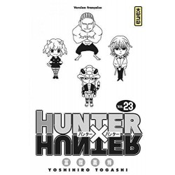 HUNTER x HUNTER - Tome 23 186251  Hunter x Hunter
