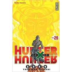HUNTER x HUNTER - Tome 29 186257  Hunter x Hunter