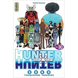 HUNTER x HUNTER - Tome 30 186258  Hunter x Hunter