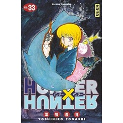 HUNTER x HUNTER - Tome 33 186261  Hunter x Hunter