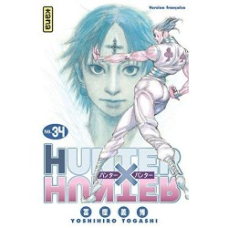 HUNTER x HUNTER - Tome 34 186262  Hunter x Hunter