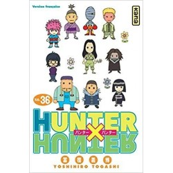 HUNTER x HUNTER - Tome 36 186264  Hunter x Hunter