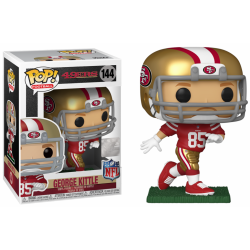 NFL - 49ers - Funko Pop N° 144 - Georges Kittle