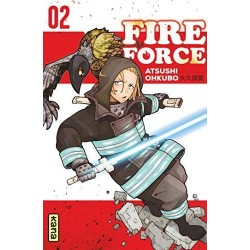 FIRE FORCE - Tome 2 186294  Fire Force