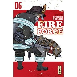 FIRE FORCE - Tome 6 186298  Fire Force
