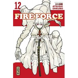 FIRE FORCE - Tome 12 186304  Fire Force