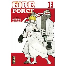 FIRE FORCE - Tome 13 186305  Fire Force
