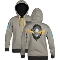 OVERWATCH - WINSTON Ultimate Hoodie (XXL) 166658  Hoodies