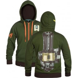 OVERWATCH - BASTION Ultimate Hoodie (XXL) 166648  Hoodies